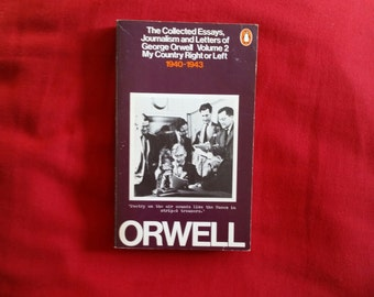 essays about george orwell