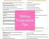 Sibling Preparation Tips