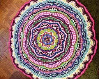 Mandala Madness (designed by Helen Shrimpton)