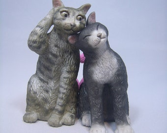 I love you(cat couple)