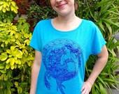 Women Mermaid Shirt, Women Mermaid T Shirt, Women T Shirt, Mermaid Graphic Tee, Women Plus Size T Shirt