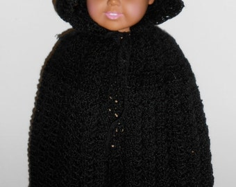 Crochet Pattern-AG The Littlest Witch