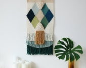 20% SALE! Ready to ship hand woven wall hanging | Woven tapestry