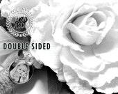 Wedding Bouquet Charm, Wedding Brooch, Memorial Charm, Personalized, Custom, Bridal Bouquet Charm, Photo Charm, Memory Charm, Bouquet Brooch