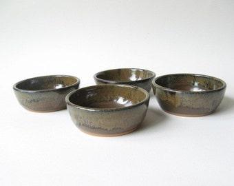 Small Stoneware Bowls, Prep Bowls