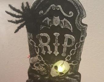 RIP, Gravestone, Halloween, Goth, Gothic, Skull, Spider, Bat, Msformaldehyde, Death, Black roses