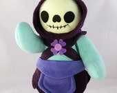 Cuddly Plush Skeleton