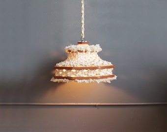 Amazing Hanging Rope Macrame Light