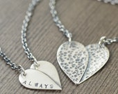 Memorial jewelry remembrance jewelry in loving memory jewelry memorial necklace always in my heart necklace gifts for her