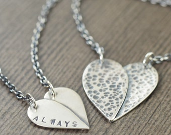 Memorial jewelry remembrance jewelry in loving memory jewelry memorial necklace always in my heart necklace