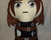 Winter Soldier Bucky Barnes Cuddle plush