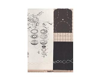 Original Artwork, Contemporary Art, Modern Art, Abstract Art, Original Abstract Art, Contemporary Wall Art, 5x7