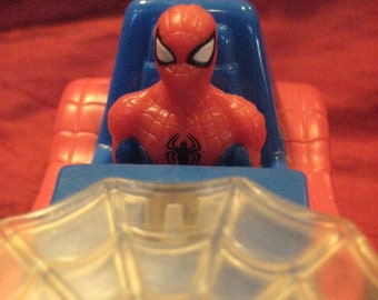 SPIDERMAN VEHICLE from McDONALD'S Happy Meal Toys  1996