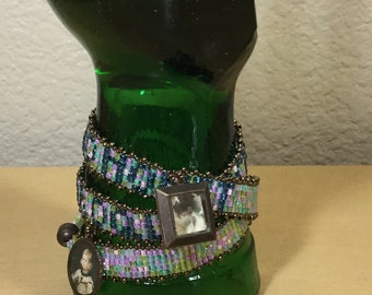 Art Lovers Wrap Bracelet