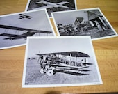 U.S. Air Force Airplane Photo Print Collection, 37 Prints, Vintage 1950