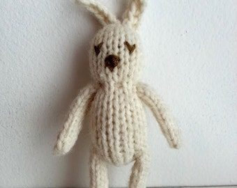 Snowshoe Hare Woodland Lovey