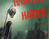 HAUNTED HARBOR, Pulp Fiction Digest from 1943