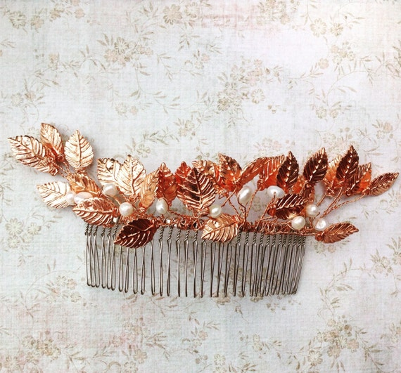 Wedding Comb, Bridal Comb, Decorative Comb, Headpiece, Hairpiece