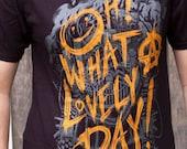 Mad Max Shirt -  Fury Road Shirt - What a Lovely Day Shirt - Mad Max T-Shirt - Fury Road T- Shirt - Nux Shirt - War Boy Shirt