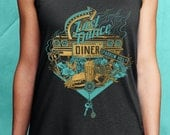 Sparrow Hill Road T-Shirt - Last Dance Diner Tank Tops and Shirts - Two Color Version