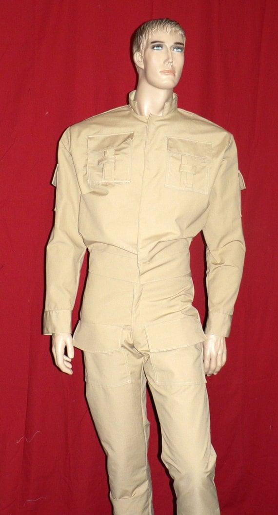 Luke Skywalker, Bespin Jacket and Pants, Cosplay, Star Wars, Costume, Custom Made