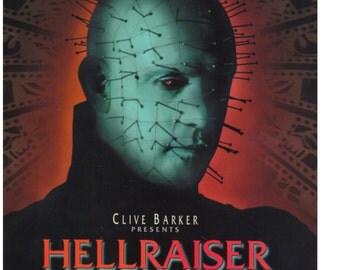 Clive Barker Presents Hellraiser Bloodline - GEN Y Movie Ad