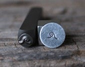 Wave Metal Stamp-5mm Size-Steel Stamp-New Metal Design Stamps-by Metal Supply Chick-DCH76