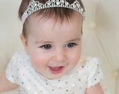 Flowergirl - Girls Headband - Baby Headband - Newborn Headband