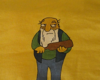 Old man Jasper novelty T Shirt