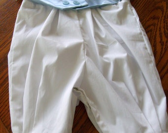 Baby Boy Outfit for a Bris Ceremony
