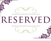 Reserved for Brown