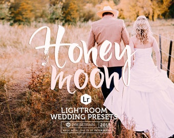 Wedding Lightroom Presets - Honeymoon - 12 pastel presets, matte presets, wedding presets, Lightroom 5, Lightroom 6, Lightroom CC