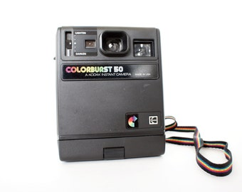Vintage Kodak Colorburst 50 Instant Camera -  Display