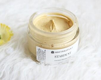 Stardust Shimmer Whip | Gold Whipped Shimmer Cream | 100% natural and vegan