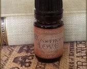 MONSTROUS LOVE Perfume Cologne Oil / Vegan Perfume oil / Crimson Peak