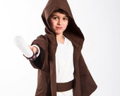 Jedi Robe Star Wars Toddlers Jedi Robe boys toddler costume Ready to ship Halloween costumes for kids.