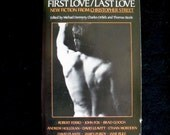 Christopher Street fiction anthology--First Love/Last Love