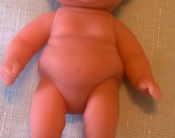 "5"" Lots to Love Doll with straight smile"