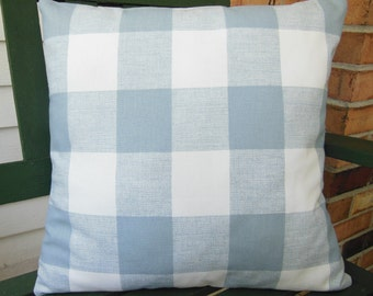 Blue Buffalo Check Etsy