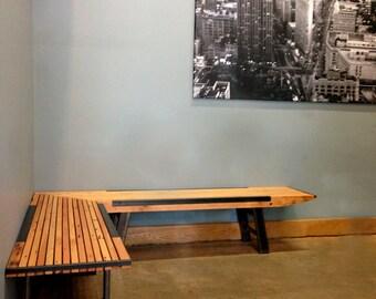 "UrbanDrift ""L"" Bench"