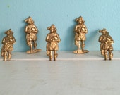Figures with Scottish Bagpipes ( 2 pc)
