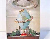 Vintage Kitsch Postcard Heinz Company Headquarters Advertisement