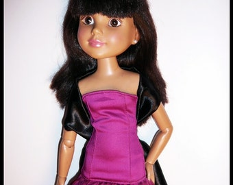 Best Friends Club Doll Outfit  - Haute Couture - Versace inspired Outfit
