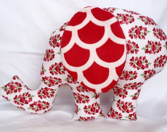 Children's Elephant Plush Toy