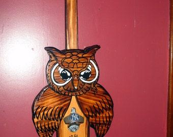 Owl bottle opener (Available right away)