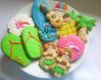 how to make flip flop cookies