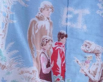 ET Sleeping Bag 80's Movie Alien E.T. Memorabilia 80s Children's Sleeping Bag Amblin