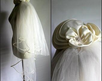 Vintage, Mid century Veil