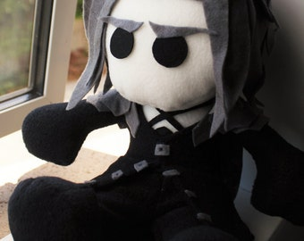 Sephiroth Plushie