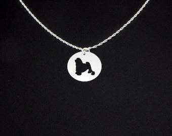 Lowchen Necklace - Lowchen Jewelry - Lowchen Gift